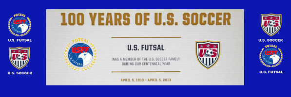 U.S. Futsal and U.S Soccer 100 Years