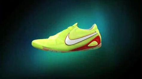 Click to play Nike Futsal Shoes Video
