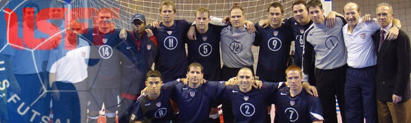 US Futsal National Team