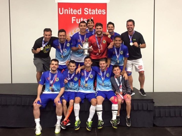 Futsal 2015 National Champs